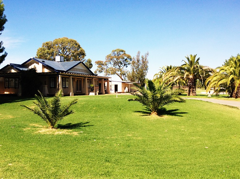 Curlwaa Caravan Park - Grafton Accommodation