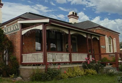 Mail Coach Guest House and Restaurant - Grafton Accommodation