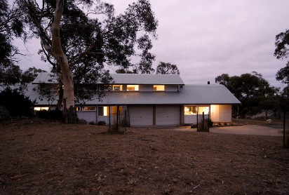 Silvertop Snowy Mountains Retreat - Grafton Accommodation