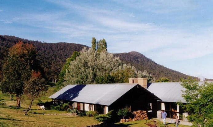 Crackenback Farm Mountain Guesthouse - Grafton Accommodation