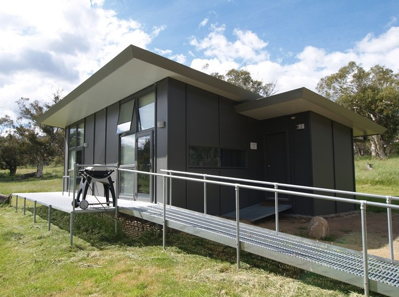 Alpine Habitats - Grafton Accommodation