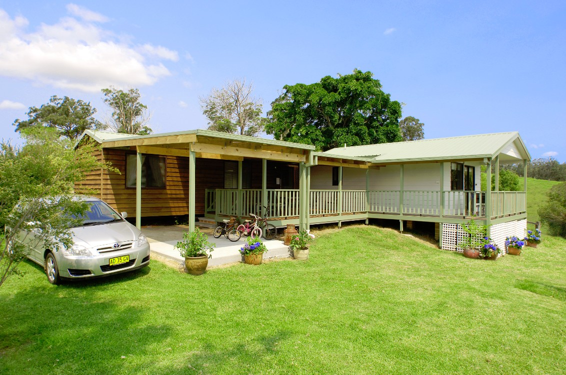 Cedar Grove Farmstay - Grafton Accommodation