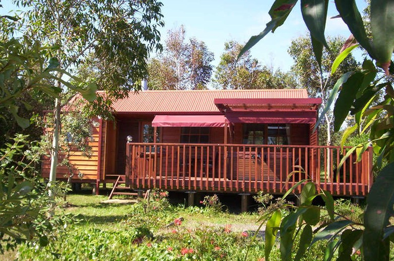 Melaleuca Retreat - Grafton Accommodation