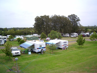 Dawson River Tourist Park - Grafton Accommodation