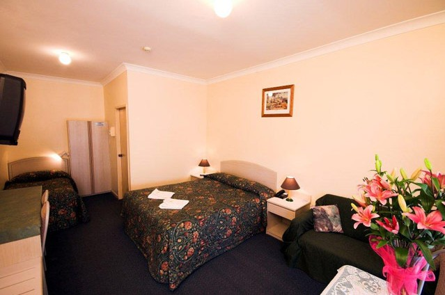Midlands Motel - Grafton Accommodation