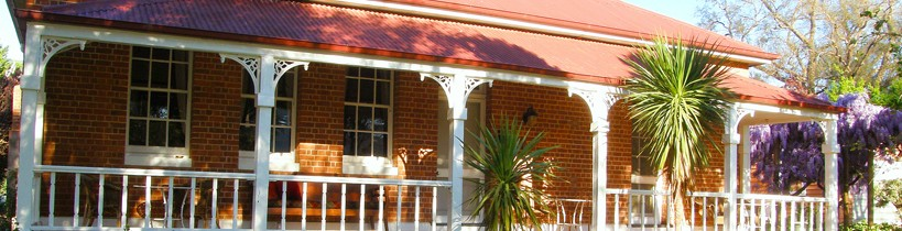 Araluen Old Courthouse Bed and Breakfast - Grafton Accommodation