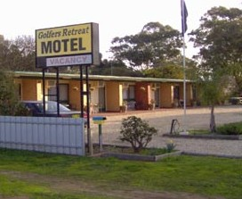 Golfers Retreat Motel - Grafton Accommodation