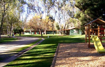 Corowa Caravan Park - Grafton Accommodation