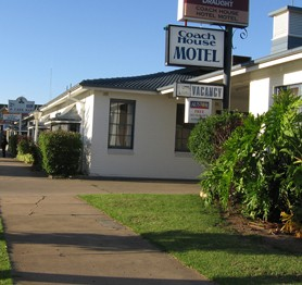The Coach House Hotel Motel - Grafton Accommodation