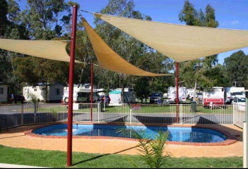 Deniliquin Riverside Caravan Park - Grafton Accommodation