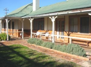 Gundagai Historic Cottages Bed and Breakfast - Grafton Accommodation