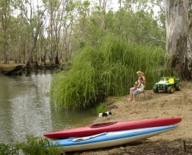 Gulpa Retreat Tourist Park - Grafton Accommodation