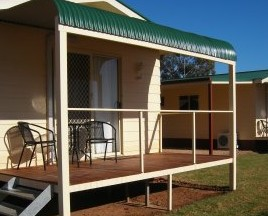 Kames Cottages - Grafton Accommodation