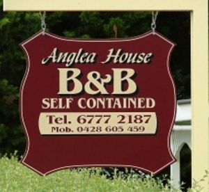 Anglea House Bed and Breakfast - Grafton Accommodation