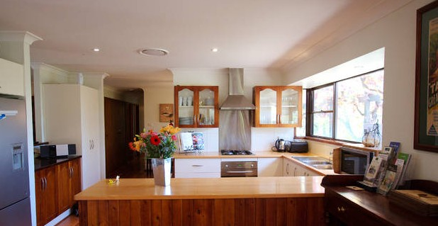 Cicada Country House - Grafton Accommodation