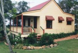 Mango Hill Cottages Bed and Breakfast - Grafton Accommodation