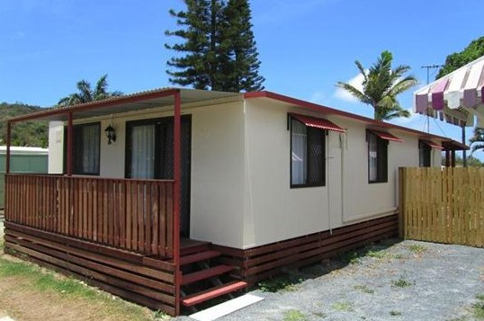BIG4 Capricorn Palms Holiday Village - Grafton Accommodation