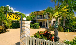 While Away Bed and Breakfast - Grafton Accommodation