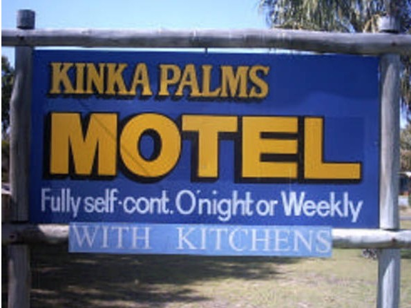 Kinka Palms Beachfront Apartments / Motel - Grafton Accommodation