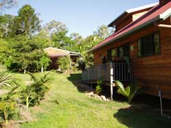 Byfield Creek Lodge - Grafton Accommodation