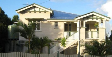 Eco Queenslander Holiday Home and BB - Grafton Accommodation