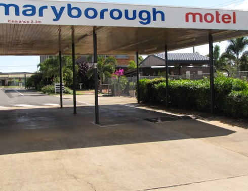 Maryborough Motel and Conference Centre - Grafton Accommodation