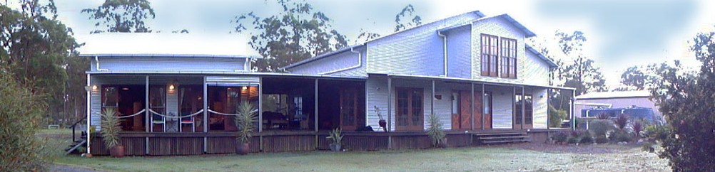 Tin Peaks Bed and Breakfast - Grafton Accommodation