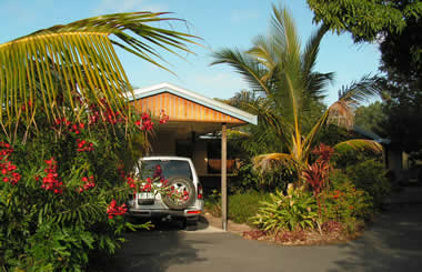Sunbird Gardens - Grafton Accommodation