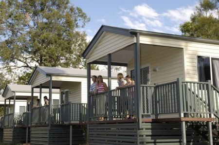 Discovery Holiday Parks - Biloela - Grafton Accommodation