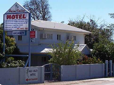 Palm Valley Motel and Self Contained Holiday Units - Grafton Accommodation