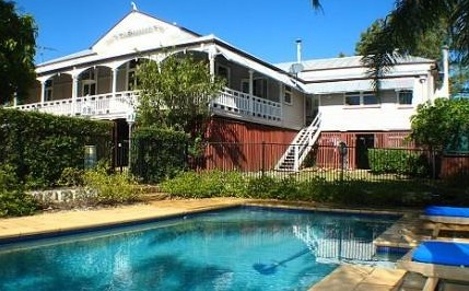 Wiss House Bed and Breakfast - Grafton Accommodation
