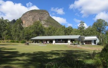 Zengarra Country House and Pavilions - Grafton Accommodation