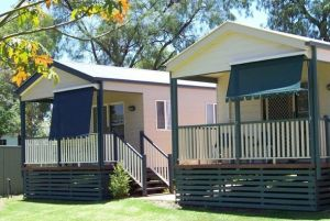 Dalby Tourist Park - Grafton Accommodation