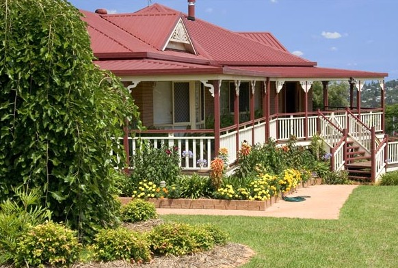 Rock-Al-Roy Bed and Breakfast - Grafton Accommodation