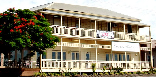 Gracemere Hotel - Grafton Accommodation