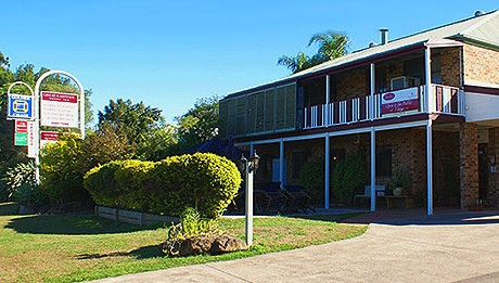 Great Eastern Motor Inn - Grafton Accommodation