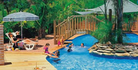 Happy Hallidays Holiday Park - Grafton Accommodation