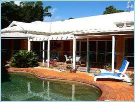 Tropical Escape Bed  Breakfast - Grafton Accommodation
