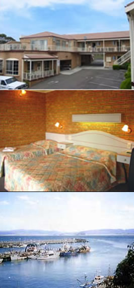 Twofold Bay Motor Inn - Grafton Accommodation
