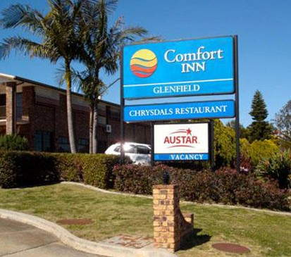 Comfort Inn Glenfield - Grafton Accommodation