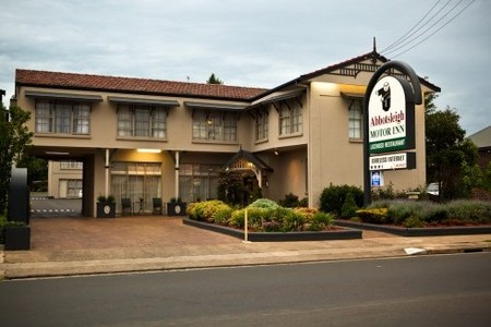 Abbotsleigh Motor Inn - Grafton Accommodation