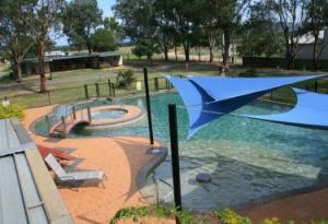 Valley Vineyard Tourist Park - Grafton Accommodation