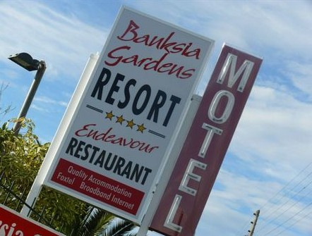 Banksia Gardens Resort Motel - Grafton Accommodation