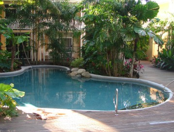 Palm Cove Tropic Apartments - Grafton Accommodation