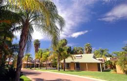 Sunraysia Resort - Grafton Accommodation