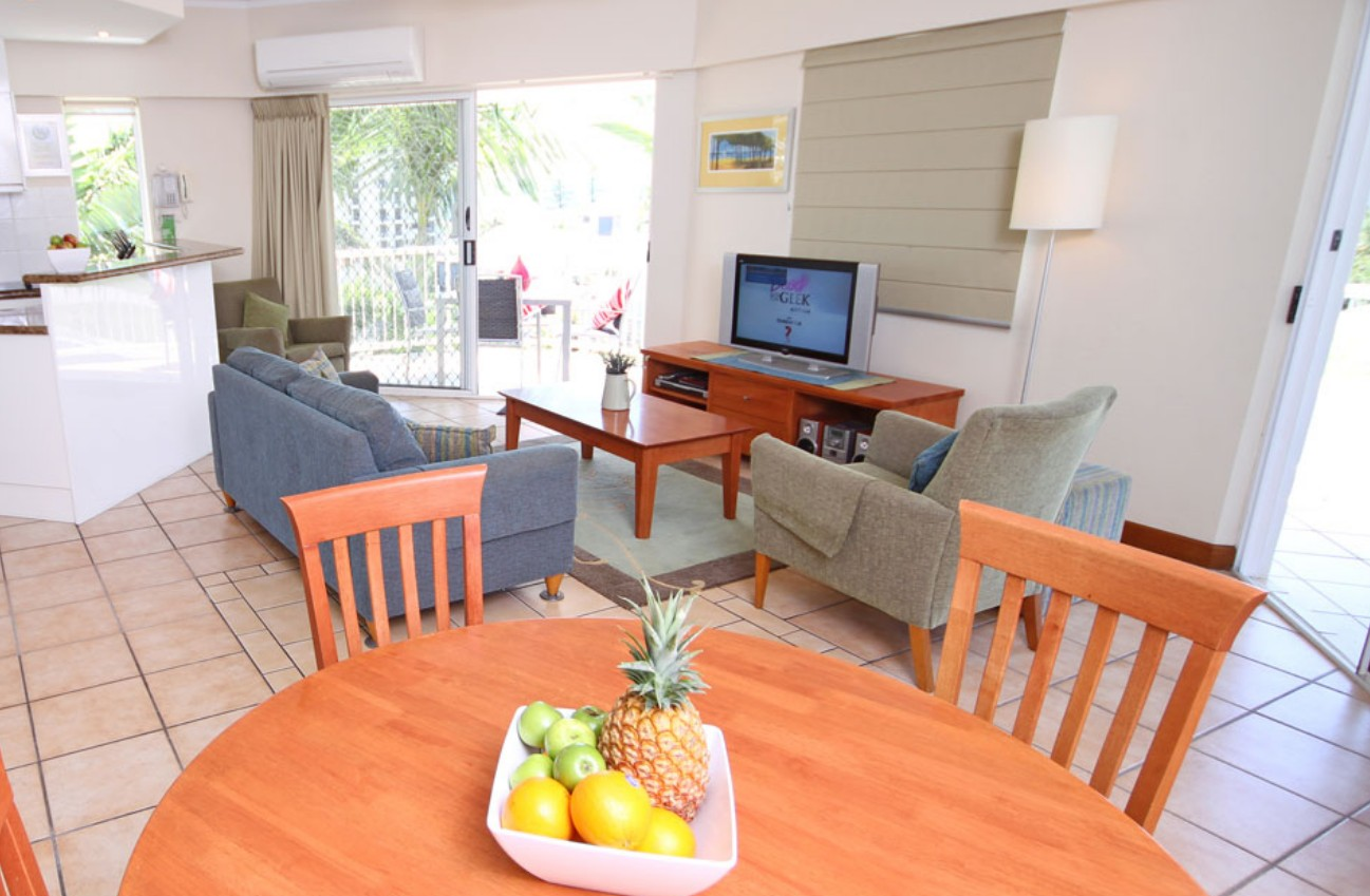 Coolum Seaside Apartments - Grafton Accommodation