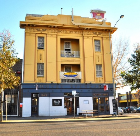 The Spencer City Central Hotel - Grafton Accommodation