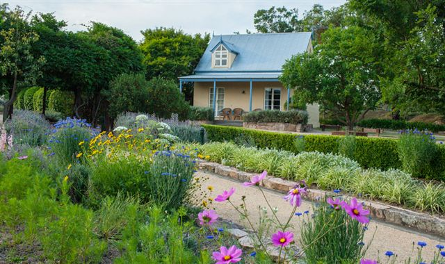 Vineyard Cottages and Cafe - Grafton Accommodation
