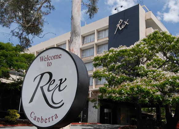 Canberra Rex Hotel - Grafton Accommodation