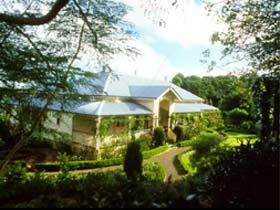 The Falls Rainforest Cottages - Grafton Accommodation